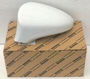 Lexus Oem Drivers Side Outer Mirror Cover 2016-2019 Is300 Is200t 083 White