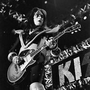 Ace Frehley Kiss Limited Edition Print