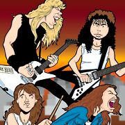 Metallica By Anthony Parisi Limited Edition Print