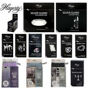Hagerty Jewellery Polishing Cloths Gold Watches Glass Tiles Silver Smartphone
