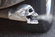 2and039and039 I.d Skull Exhaust Tip Unpolished - Sold Individually - Made In The Usa