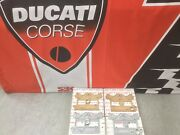 Ducati 998rs Engine Alloy Side Covers New Ducati Original Parts 1 Pair