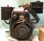 Toro 6 Hp/163cc Horizontal Shaft Engine Lc168fs-1 Off Of Power Clear Used