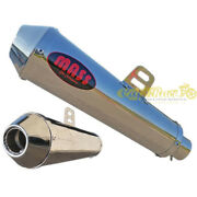 Exhaust Complete Mass / Tuneable Inox Mv Augusta Brutale 990 Legal Made In Italy