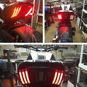 Ducati Diavel Rear Turn Signals - New Rage Cycles
