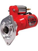 Msd Starter Dynaforce Mini Red For Ford Big Block Modified Cleveland Msd-5092