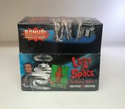 Lost In Space Classic Series - Sealed Trading Card Hobby Box - Inkworks 1997