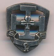 1930s France French Boy Scout Organization Hat Badge Rare
