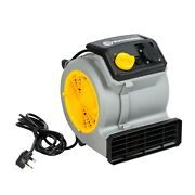 Vacmaster Air Mover Floor Carpet Wall Dryer And Cooling Fan   Turbo Blower