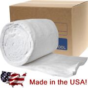 Ceramic Blanket For Pizza Ovens And Homemade Forges Andbull 6lb Andbull 1 X 24 X 25and039 Andbull Usa