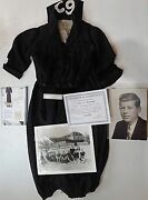John F Kennedy Mother Signed Personally Owned Worn Swimming Suit C 1910 Guernsey
