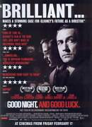 35mm Feature Film Good Night, And Good Luck. 2005 Directed By George Clooney