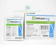 Two Packs 8 - 30cc Tubes 2 Plungers 4 Tips Advion Ant Gel Ghost Red Carpenter