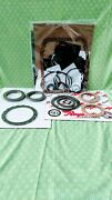 Ford Aod Transmission Rebuild Kit W/ Frictions And Steel Plates -late 1989-1993