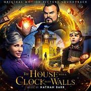 House With A Clock In Its Walls Cd Nathan Barr La-la Land Soundtrack Score Mint