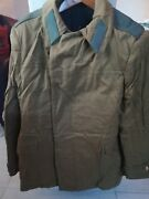 Soviet Military Uniform.telogreyka.quilted Jacket.the Form Of The Soviet Army.