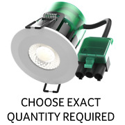 Bell 08187 Eco Led Downlight 7w Tri Colour Colour Changing Cct Ip65 With Bezels