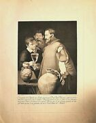 The Water Carriers Of Seville Velazquez Painted Blast Ametller Grab Cardona