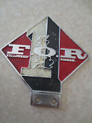 Vintage Fellowship Of Riders Motorcycle Club Badge For Bsa Ariel Triumph Ajs