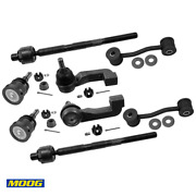 Moog Kit Stering Tie Rod End Ball Joint Set For 06-07 Jeep Liberty Truck Suv
