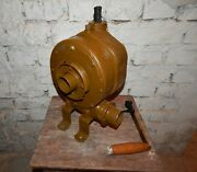 Handle Forge Blower Blacksmith Army Ussr New Military Old Stock