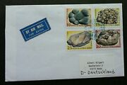 Cyprus Mineral 1998 Stamp Fdc Addressed See Scan