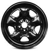 Set Of 2 Wheels Road Ready 18 X 7.5 Steel Rim 10-15 Replacement Chevy Camaro