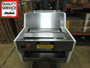Oliver 711 Commercial Counter Top 3/4 Bread Slicer New Blades