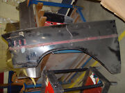 1957 Chevy Front Fender Left Used Has Some Rust And Dings