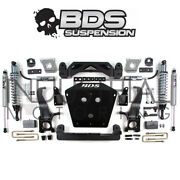 Bds Suspension 2016-2020 Tundra 4wd 4.5 Inch Coil-over Lift Kit 819f
