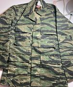New Tru-spec Tiger Stripe Tactical Combat Jacket Hot And Cold Weather All Sizes