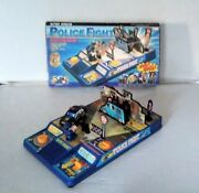 Vintage Police Fight Shooting Game Boxed