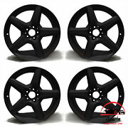 Set Of 4 Mercedes Cls-class 2006 2007 2008 19 Factory Oem Staggered Wheels Rims