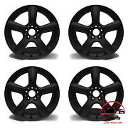 Set Of 4 Mercedes Cls550 2012 2013 2014 18 Factory Oem Staggered Wheels Rims