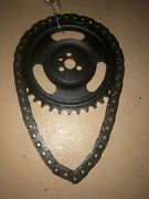 Volvo Penta Mercruiser Gm 4.3l Timing Chain With Sprocket 14036262 M180