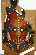 Williams Black Knight Main Pinball Playfield Replace Yours Or Retro Wall Art