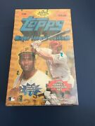 1998 Topps Baseball Card Complete Set - Factory Sealed - Series 1