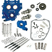 Sands Gear-drive 551 Easy Cam Chest Upgrade Kit Cams For 2007-2017 Harley Twin Cam