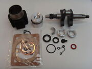 Kit Piston Cylinder Tree Gasket 4ld640 Engine Diesel Lombardini Kit46bcn2