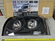 Headlight Lh Driver Side For Freightliner Century Class Rig Matters 40558