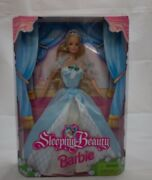 Sleeping Beauty Barbie, Blonde Doll , 1998, Mattel, Collectible, New In Box