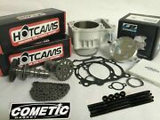 03-05 Yz450f Yz 450f Big Bore Kit 98mm Cylinder Stage 2 Hotcams Top End Rebuild
