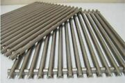 Bbq Grill Weber Grill 2 Piece Stainless Steel Grates 17-5/16 X 27-1/2 Bcp42032