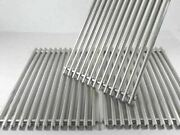 Bbq Grill Weber Grill 3 Piece Stainless Steel Grates 17-1/4 X 35-1/4 Bcp85312
