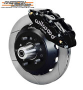 Wilwood 65-69 Ford Mustang Falcon Cougar 12.88 Front Disc Brakes 140-12637