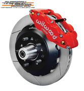 Wilwood 65-69 Ford Mustang Falcon Cougar 12.88 Front Disc Brakes 140-12637-r