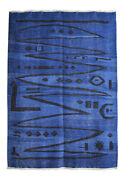 Paul Klee - Heroic Strokes Of The Bow - Inspired Hand-made Silk Rug 4andprime3andprime Andtimes 6andprime1andprime