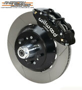 Wilwood 57-67 Twd Ford F100 Truck 14.00 Front Disc Brake Kit 140-14838