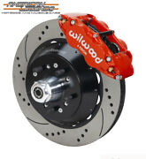 Wilwood 57-67 Twd Ford F100 Truck 14.00 Front Disc Brake Kit 140-14838-dr