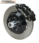 Wilwood 68-72 Twd Ford F100 Truck 14.00 Front Disc Brake Kit 140-14841